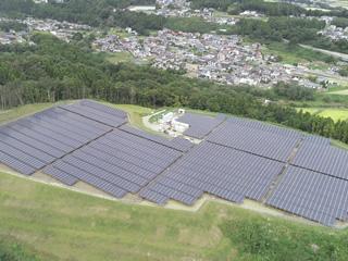 いわき太陽光発電所