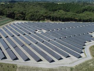 大和太陽光発電所